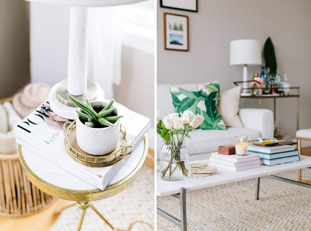 7 Ways To Upgrade Your Coffee Table