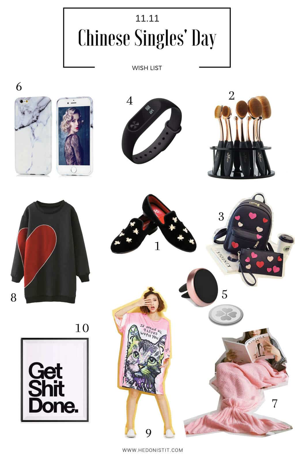 My Wish List for Chinese Singles' Day on AliExpress   Sales Wish List