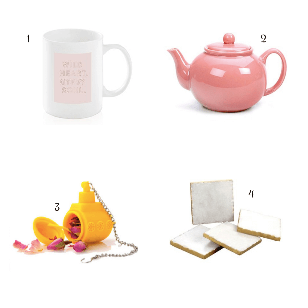 Winter Essentials : tea