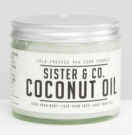 Winter Essentials : coconut oil