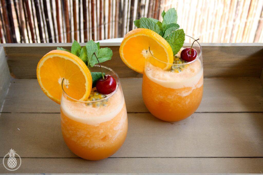 קוקטייל קמפרי תפוזים campari orange cocktail-
