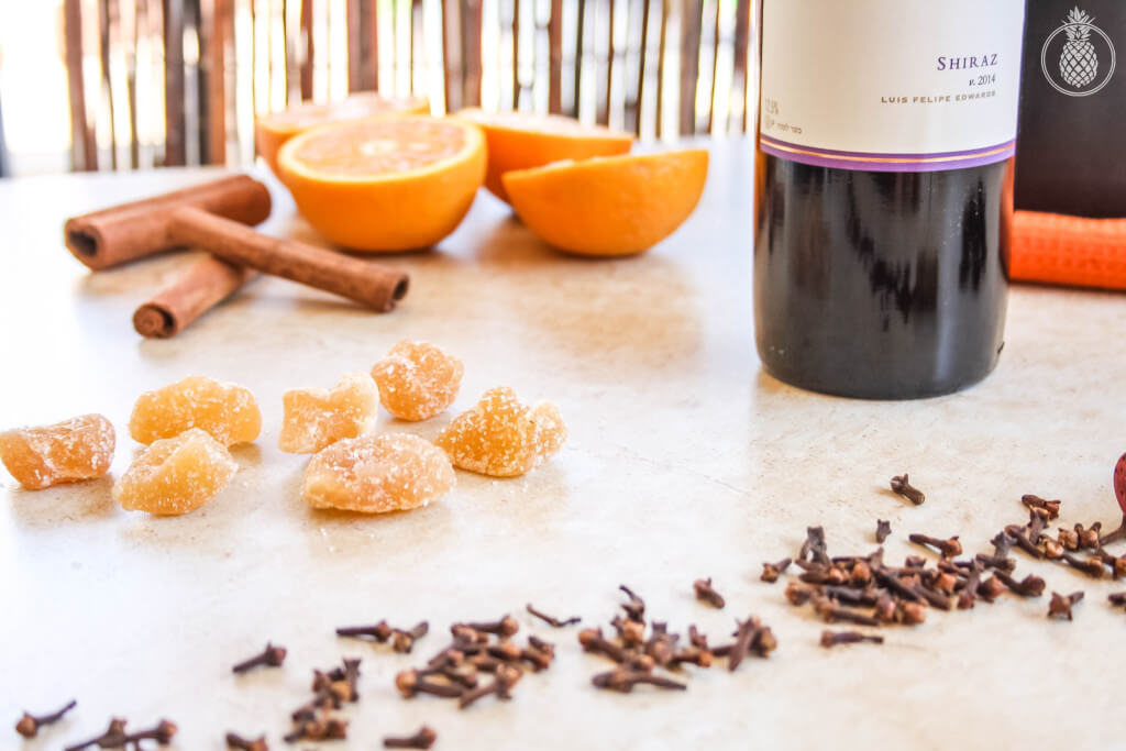 white & red summer sangria recipe מתכון קייצי לסנגריה מיין אדום ולבן-1