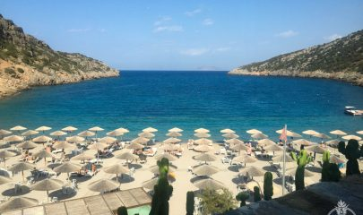GREECE : Daios Cove – Luxury Resort & Villas – Our perfect vacation
