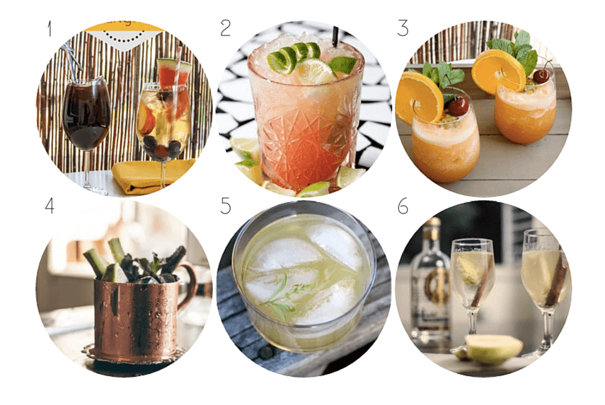 Cocktail Recipes For New Years Eve    6 קוקטיילים שיישדרגו לכם את חגיגות הסילבסטר