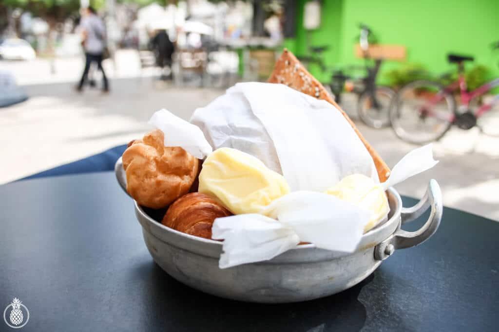 DA DA & DA - ONE OF THE BEST BREAKFASTS IN TEL AVIV ISRAEL || ביקורת מסעדות - ארוחת בוקר במסעדת דה דה & דה - תל אביב-