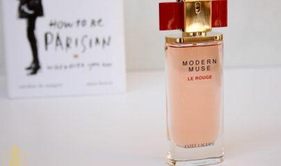 Estée Lauder's new fragrance – Modern Muse Le Rouge