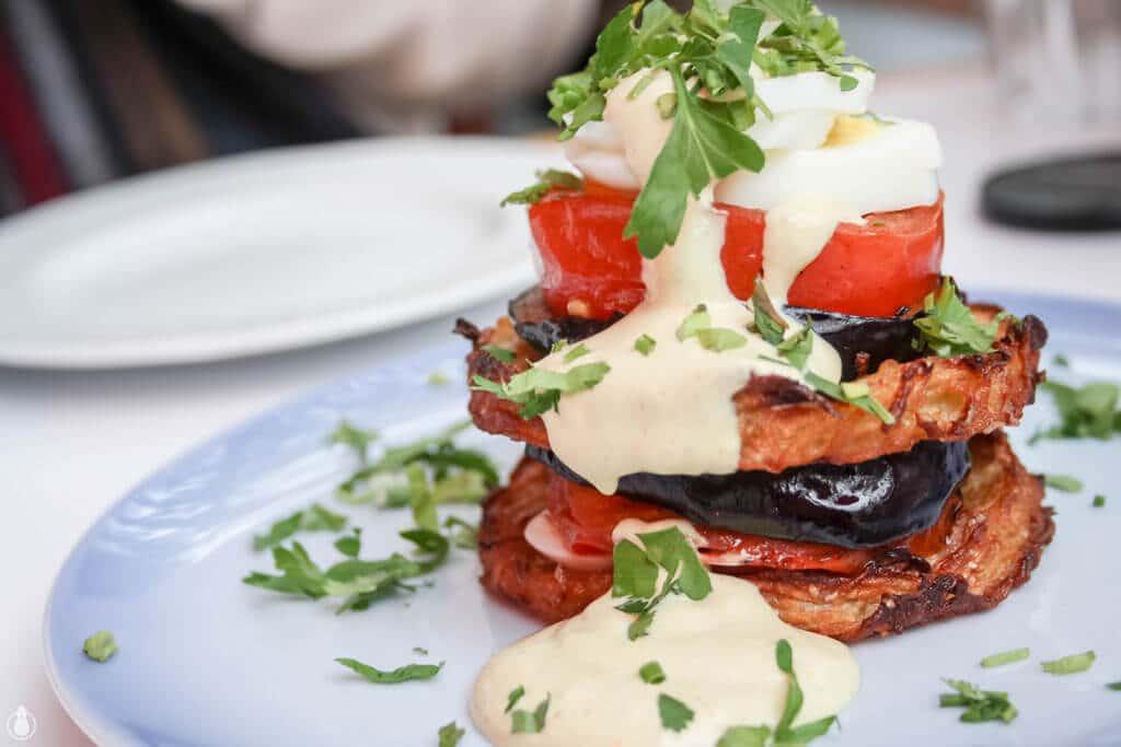 Brunch at Benedict, Tel Aviv, Israel || ביקורת מסעדות - ארוחת בראנץ׳ מושחתת במסעדת בנדיקט בתל אביב