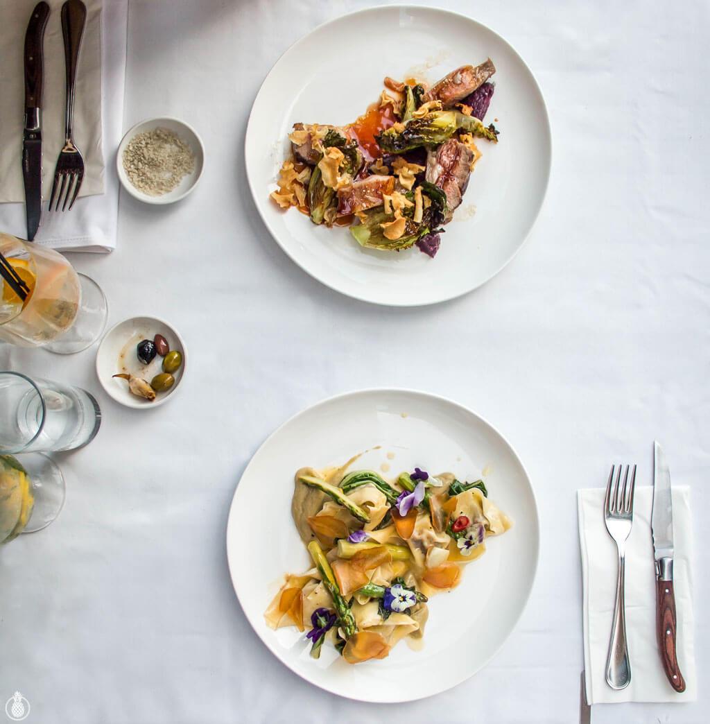 Spring Menu at Pronto Restaurant - Restaurant Review at Tel Aviv, Israel || ביקורת מסעדות - תפריט אביב במסעדת פרונטו בתל אביב