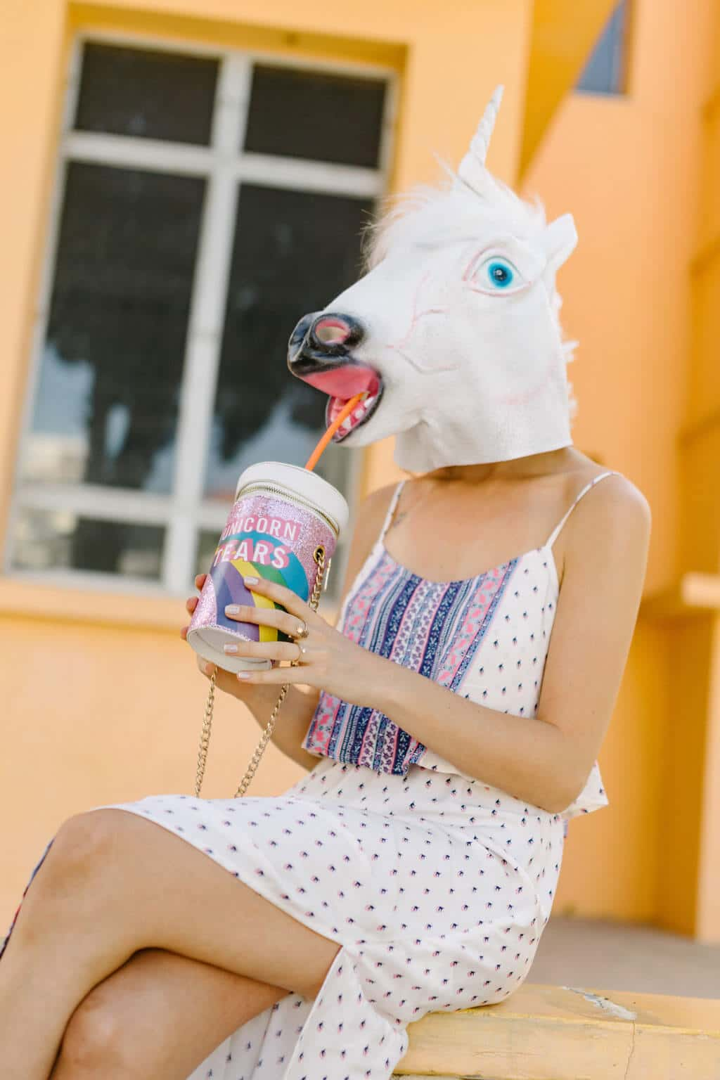 ALWAYS BE YOURSELF - UNLESS YOU CAN BE A UNICORN