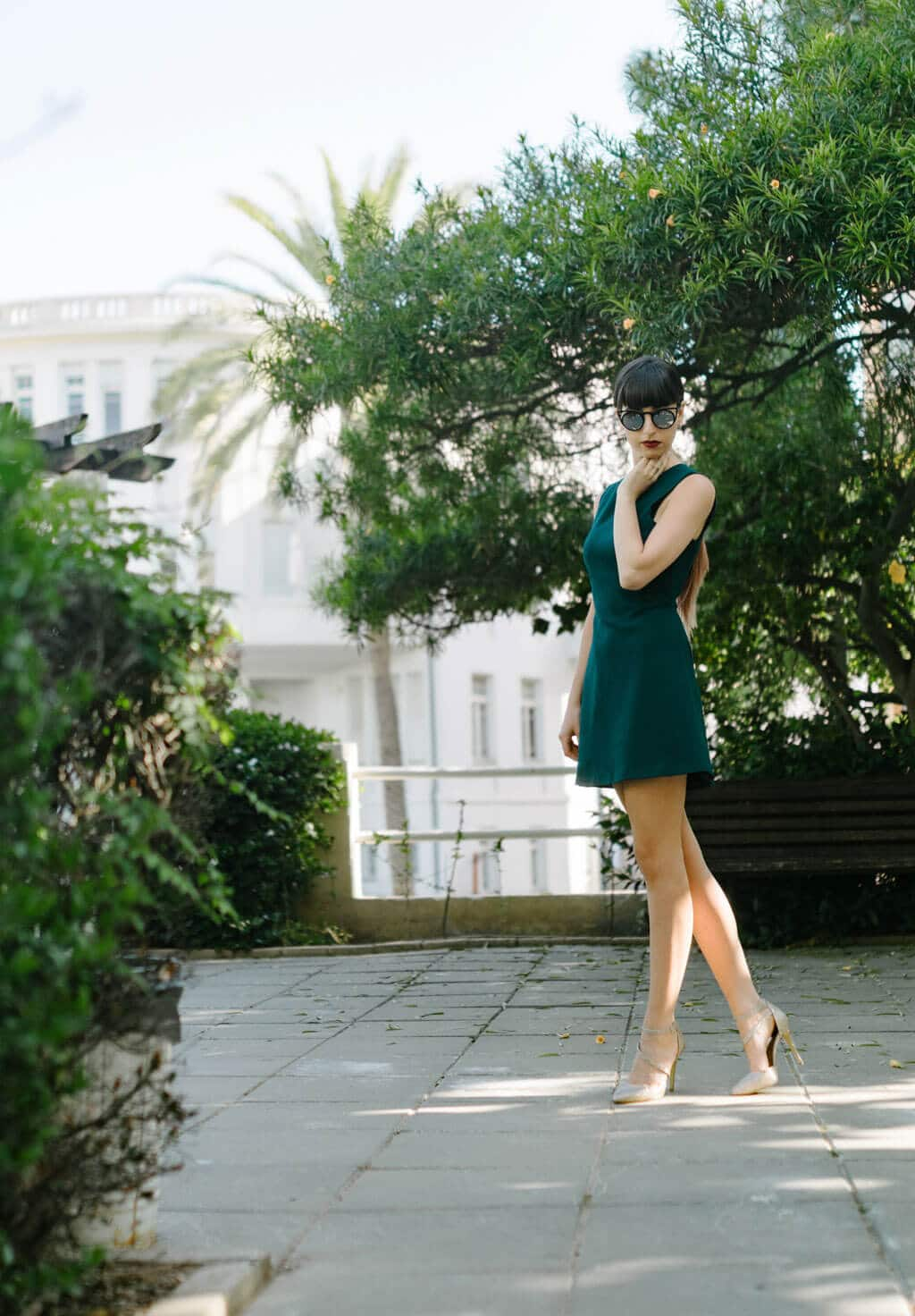 Evergreen - Classic look for the working girl