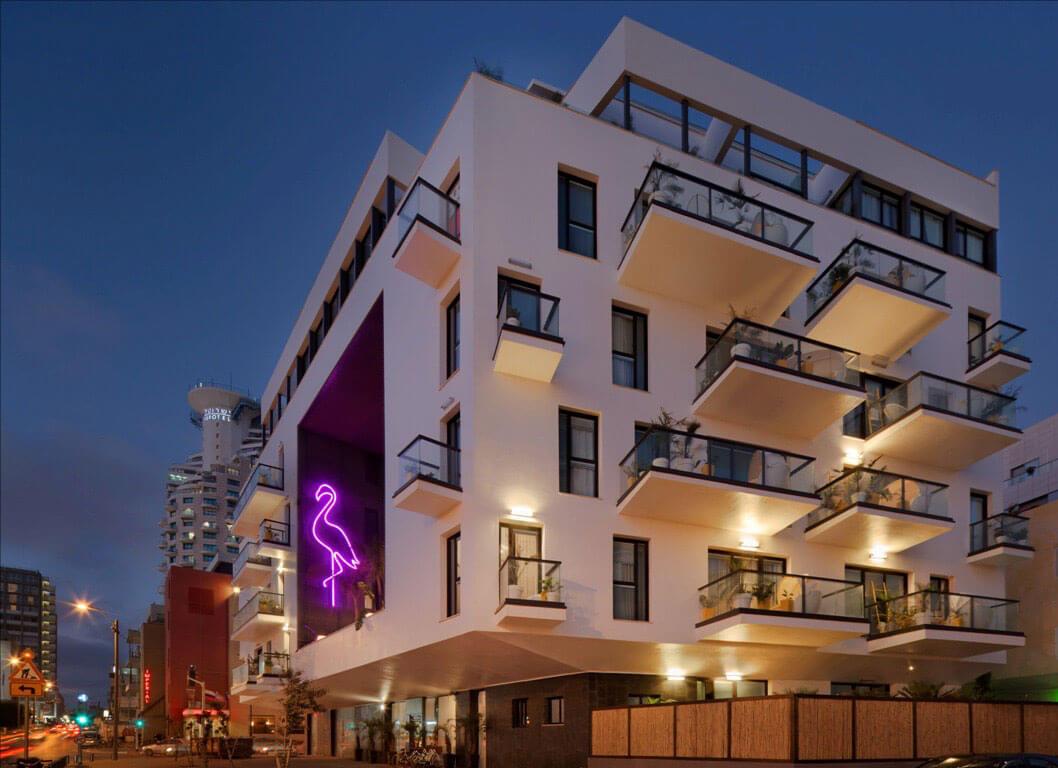 Brown Beach House - boutique hotel in tel aviv, israel - so classy!