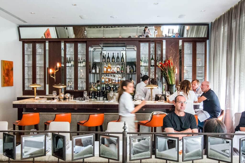 מסעדת דה נורמן - ביקורת עסקית - אסקפיזם אירופאי בלב תל אביב