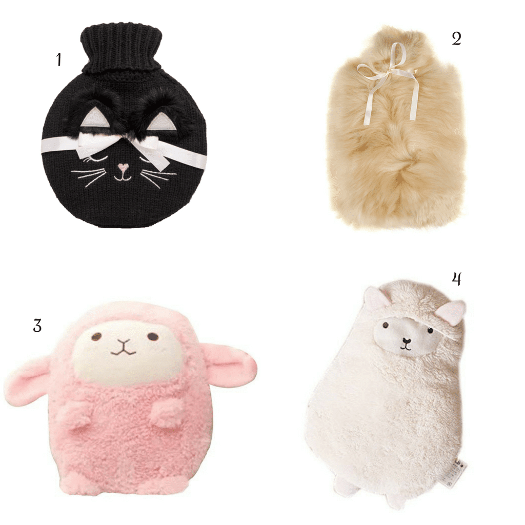 Winter Essentials : hot water bottles