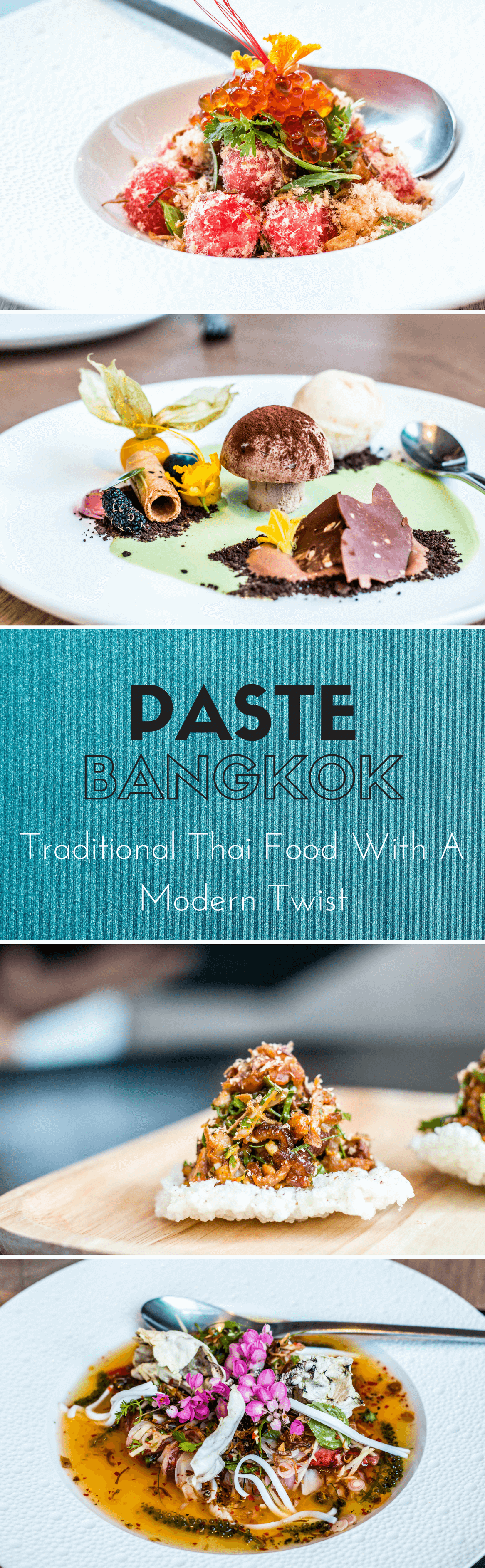 Paste Bangkok - An elite restaurant of modern Thai food - a must eat when in Bangkok! Click through to read the full review @ https://www.hedonistit.com