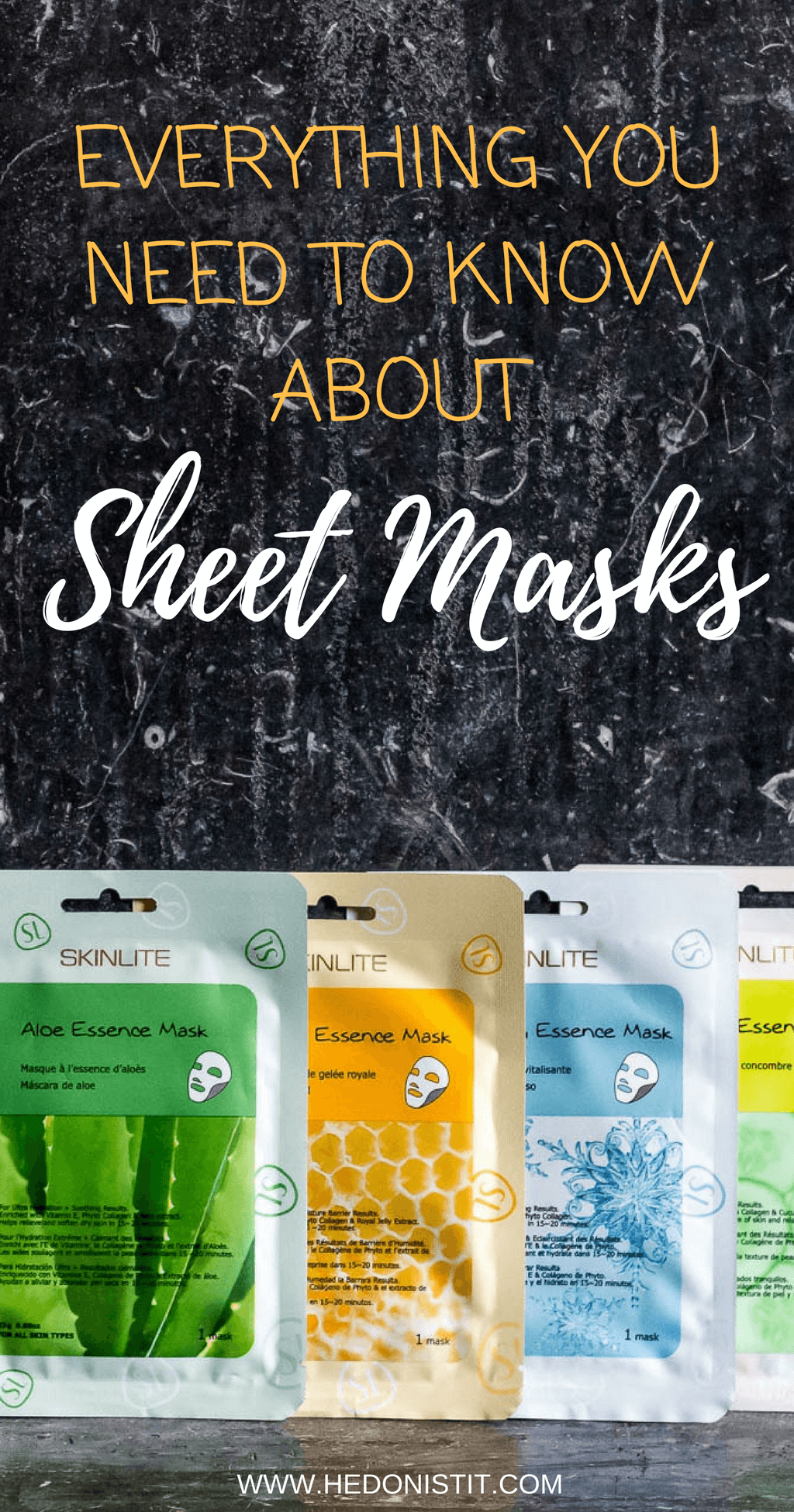 Everything you need to know about sheet masks : Sheet masks became the hottest trend in recent years in the beauty field. Where did they come from, how did they manage to attract a huge crowd of devoted users, who are they suitable for and who really shouldn't use them?