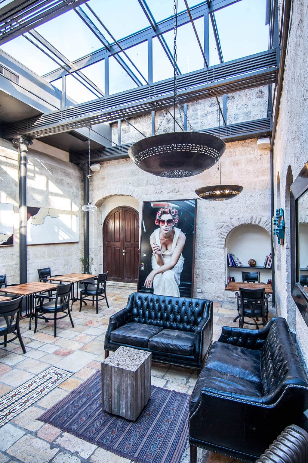 Alegra Boutique Hotel in Jerusalem, Israel
