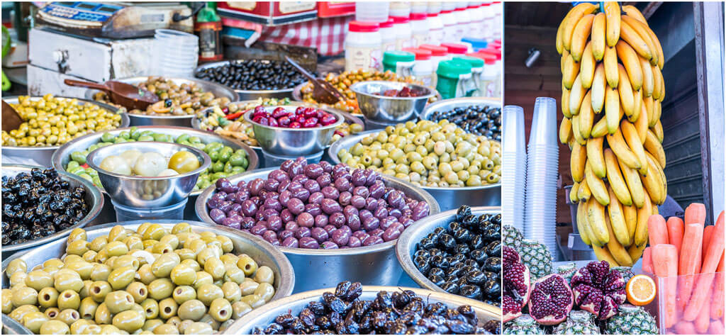 A Weekend Full Of Food And Design In Tel Aviv | Carmel Market (Shuk) In Tel Aviv