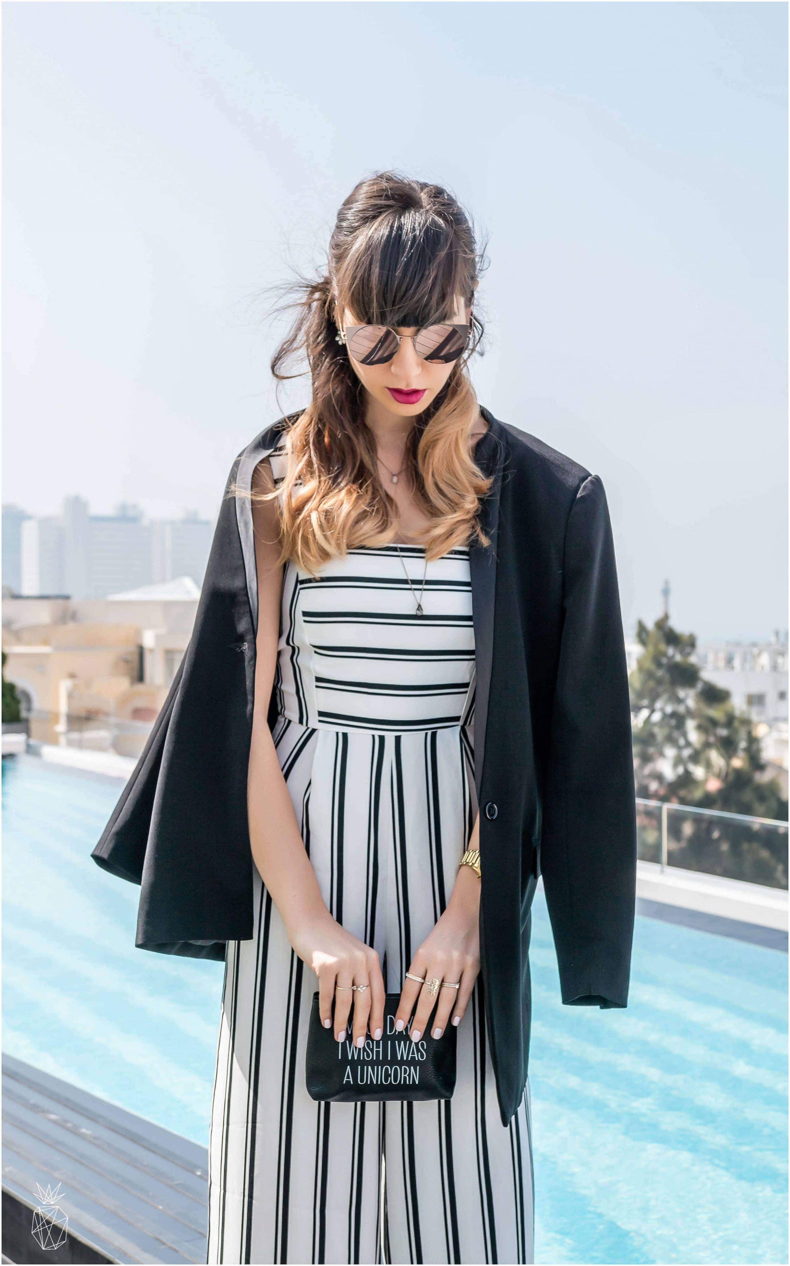 Statement stripes - spring / summer 2017