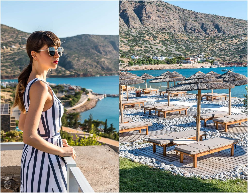 Hotel review - Staying at Blue Palace Resort & Spa , Crete , Greece. Luxury resort for honeymoon! Click through to read more @ hedonistit.com