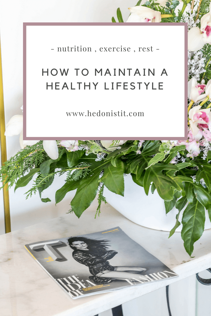 how to start living a healthy lifestyle - it