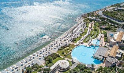 Blue Palace Resort & Spa – ריזורט יוקרתי בכרתים מול נוף משגע