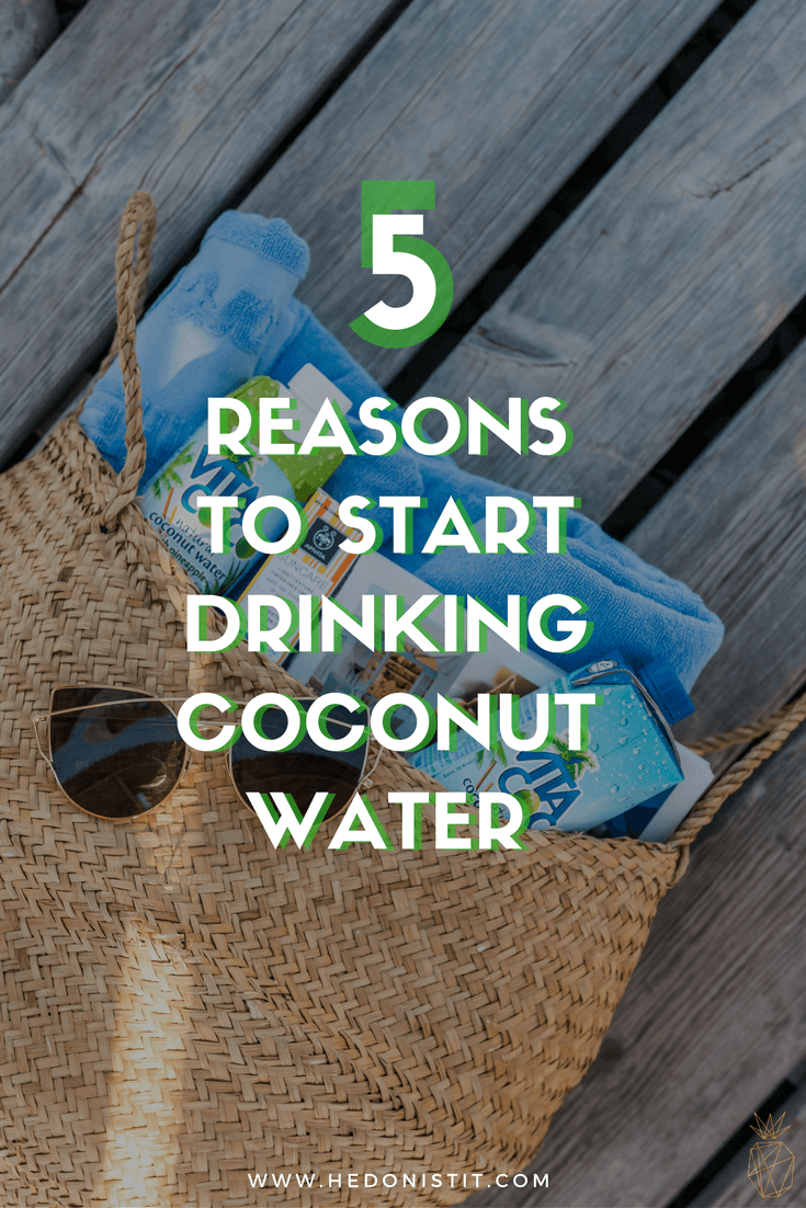 The benefits of drinking coconut water - weight loss, health and skin