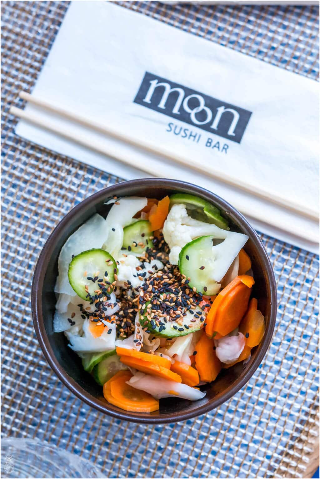 Best sushi place in Tel Aviv, Israel - Moon // Where to eat in Tel Aviv // Vacation in Israel