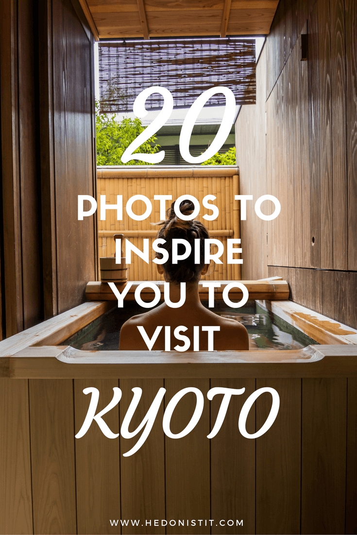 Looking for travel destinations to add to your bucket lists? Take a look at these 20 photos that will inspire you to visit beautiful Kyoto!