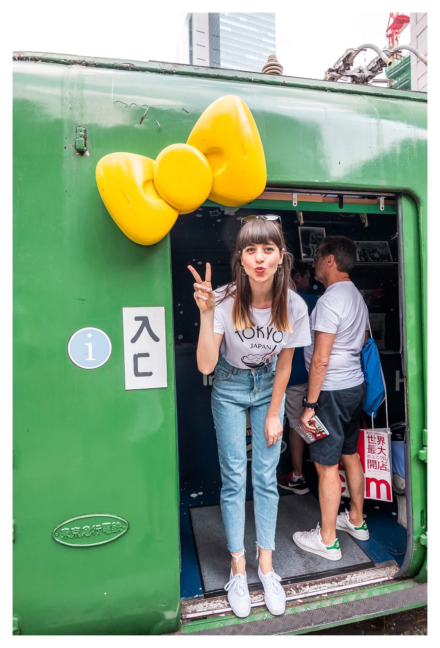 Things To Do In Tokyo, Japan - Shibuya | Hello Kitty