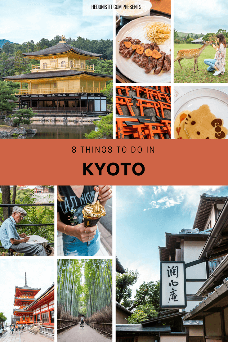 A photography guide to Kyoto : cool cafes, delicious food, breathtaking shrines & temples and more!