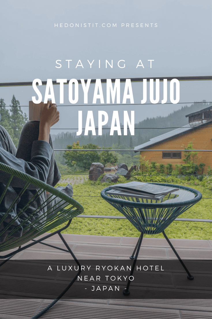 Traditional meets modern - This luxury hotel is a beautiful ryokan with the most amazing onsen. It's only 2 hours away from Tokyo!   Japan, photography diary , landscape