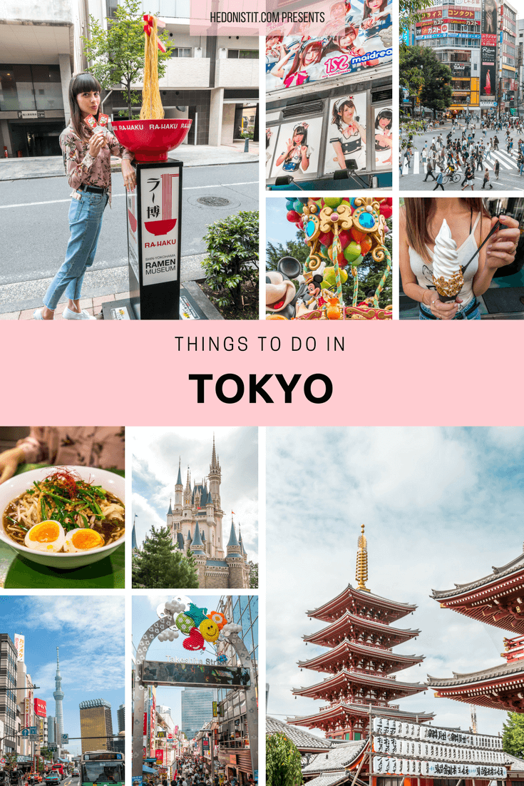 A photography guide to Tokyo : What to do in Tokyo, Japan