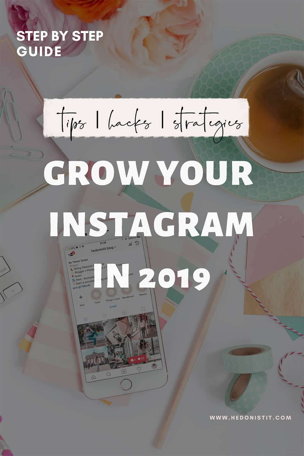 instagram tips, hacks and strategies in 2019