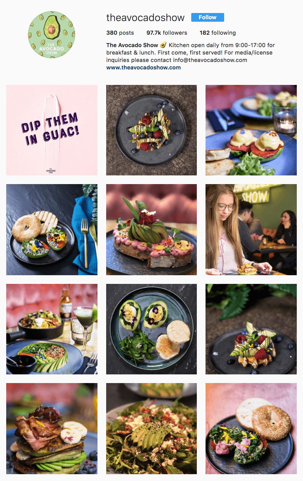 מסעדת האבוקדו באמסטרדם - מסעדות קונספט מגניבות בעולם
