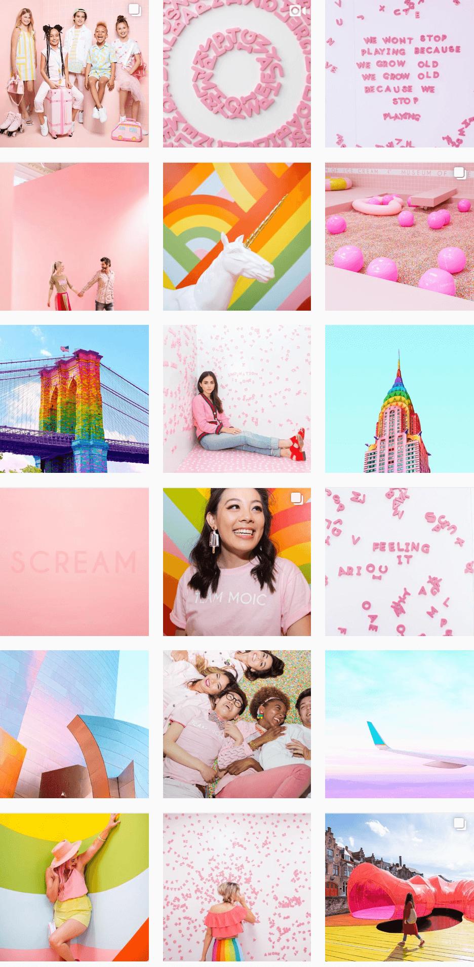 ice cream museum instagram account