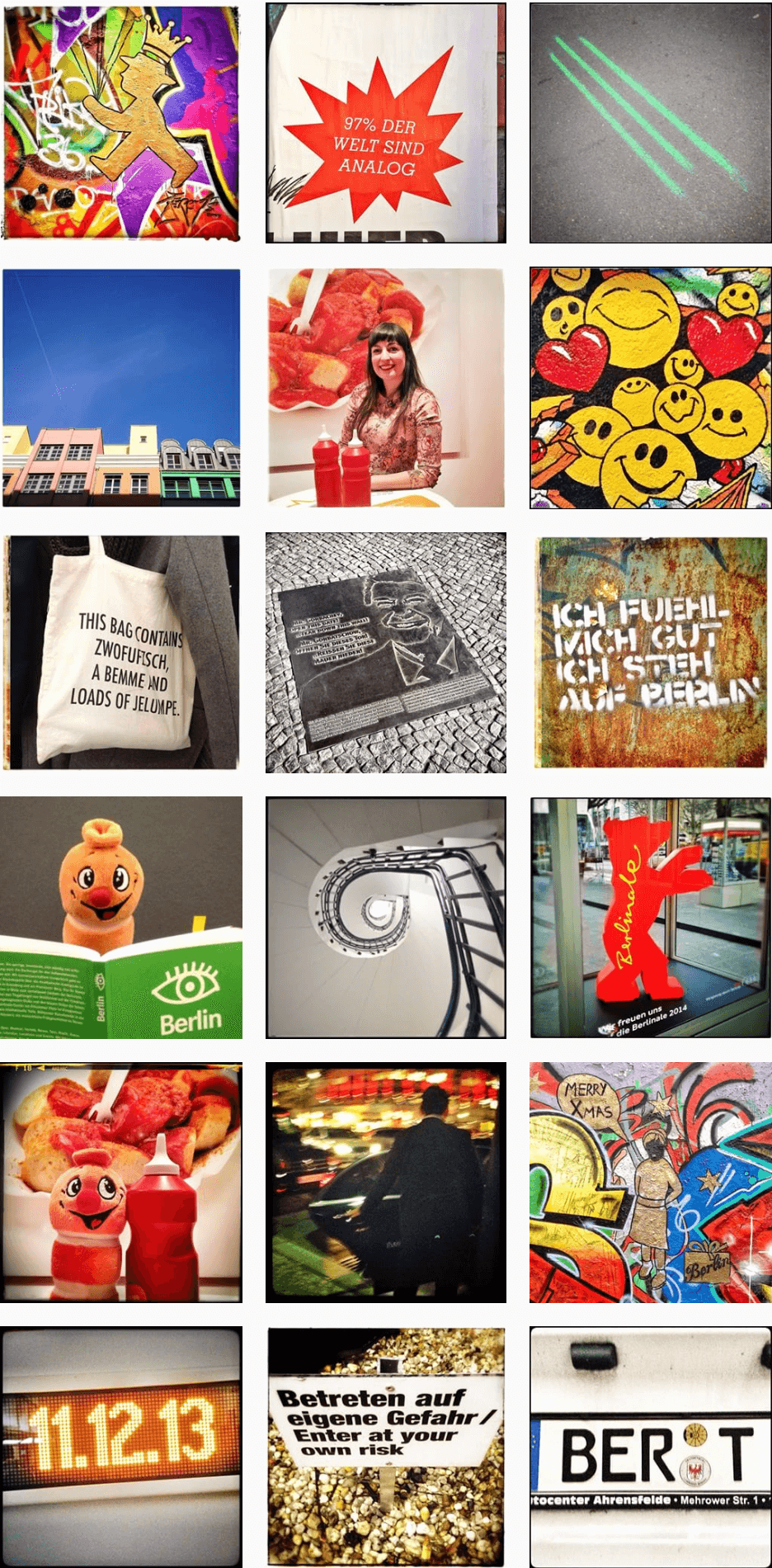 Currywurst museum instagram account