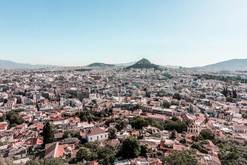 Travel guide to Athens, Greece | מדריך לטיול באתונה, יוון