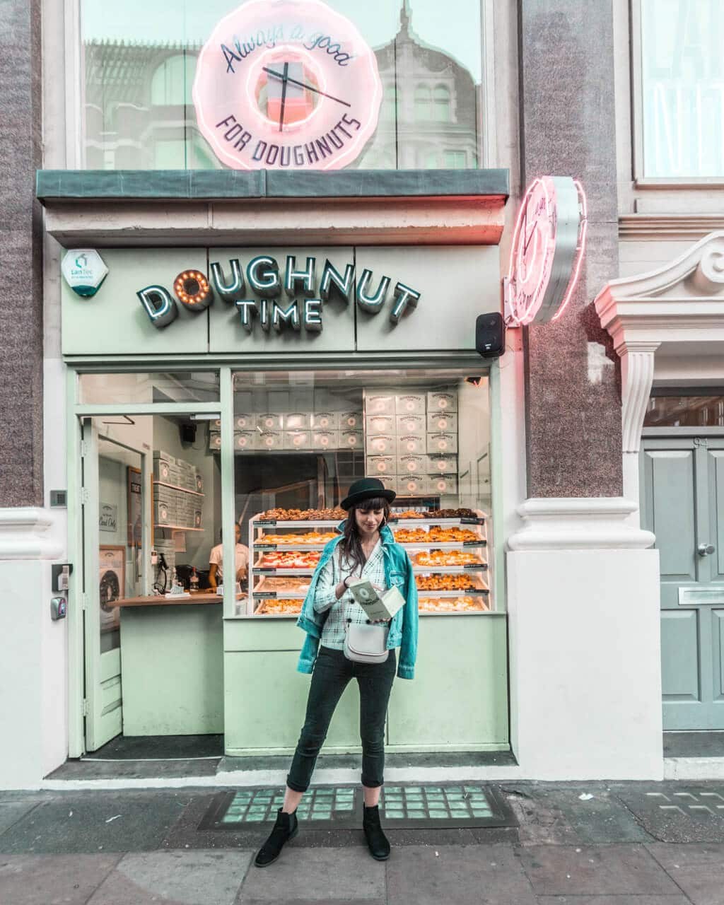 London food guide - my recommendations for restaurants and street food in the capital of England. | DOUGHNUT TIME