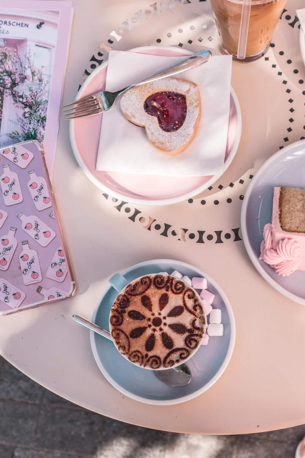 London food guide - my recommendations for restaurants and street food in the capital of England. | PEGGY PORSCHEN CAKES