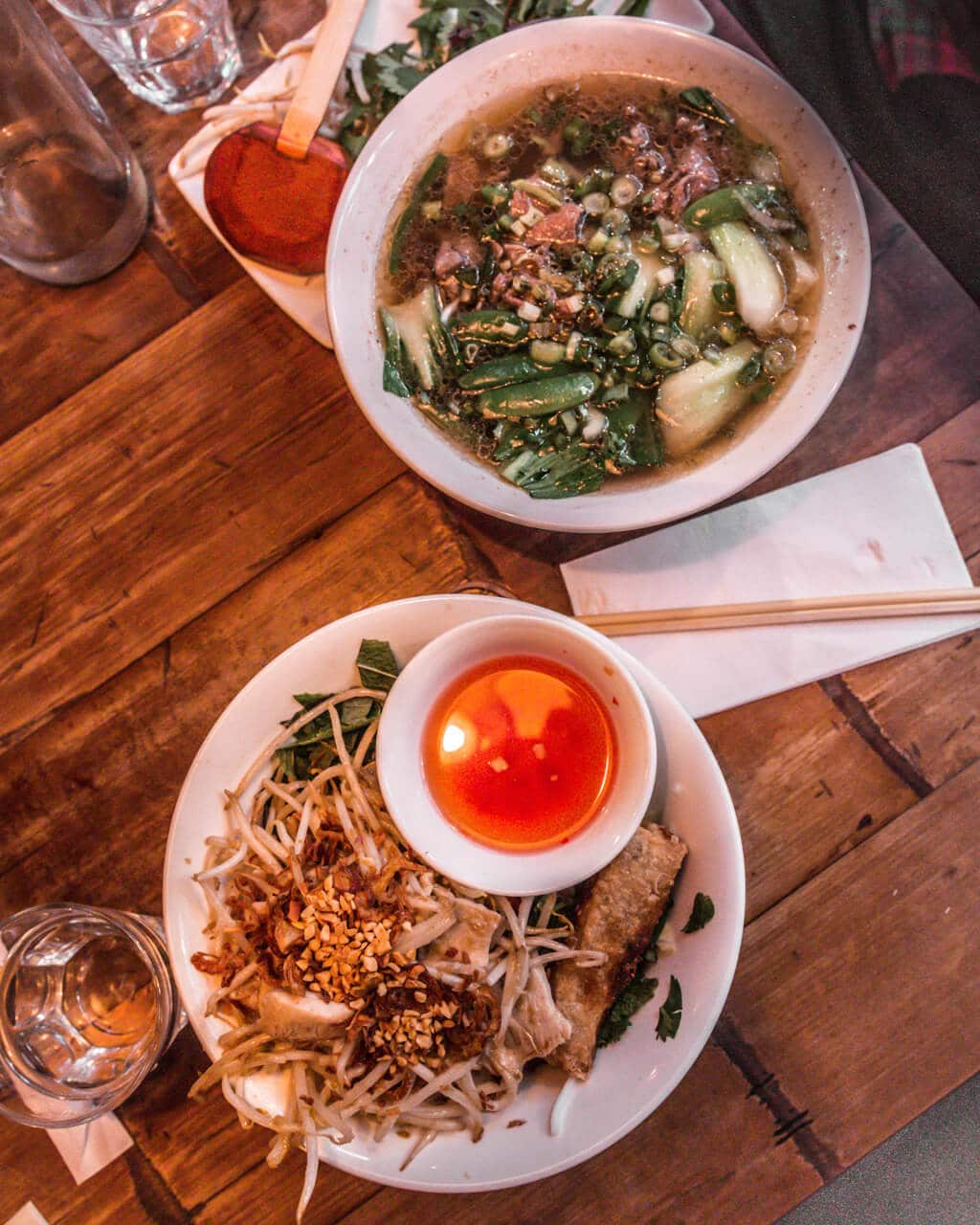 London food guide - my recommendations for restaurants and street food in the capital of England. | PHO SOHO