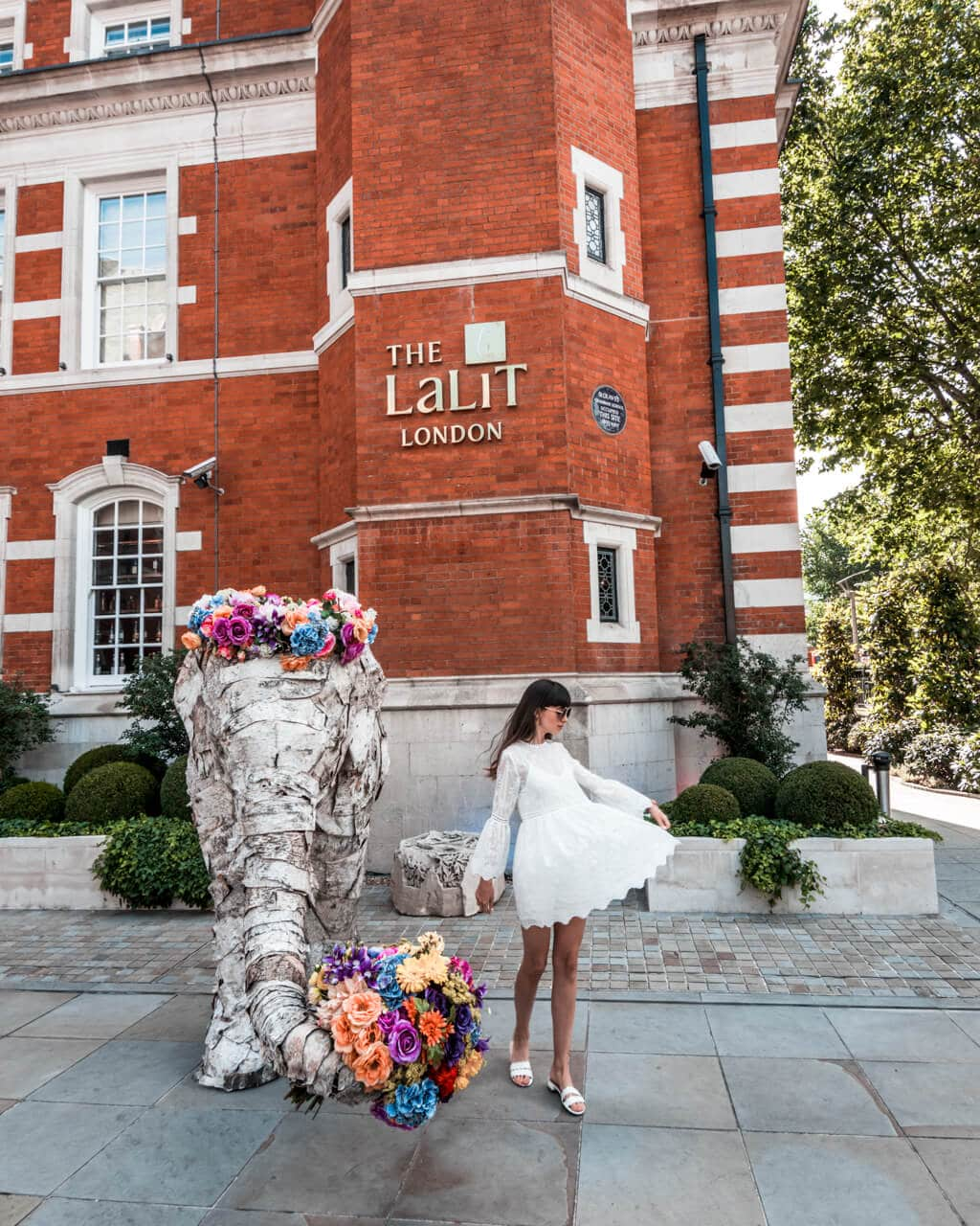 Staying in The LaLit London hotel | Hedonistit.com