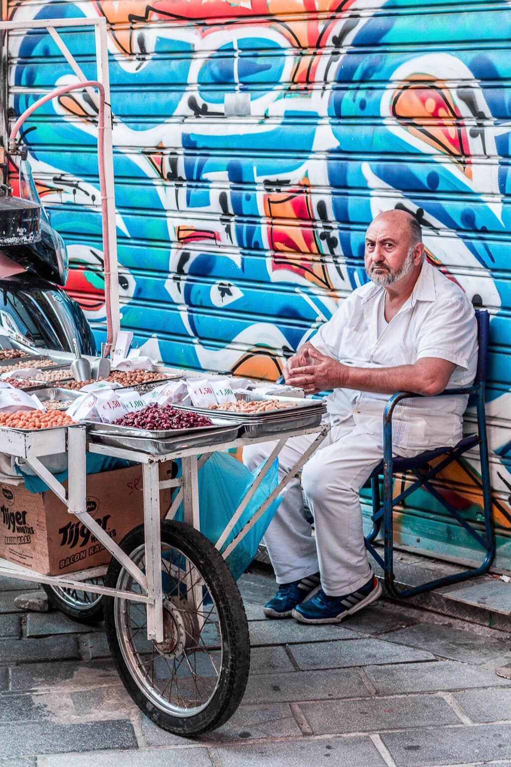אתונה , יוון - מדריך תמונות לעיר הבירה