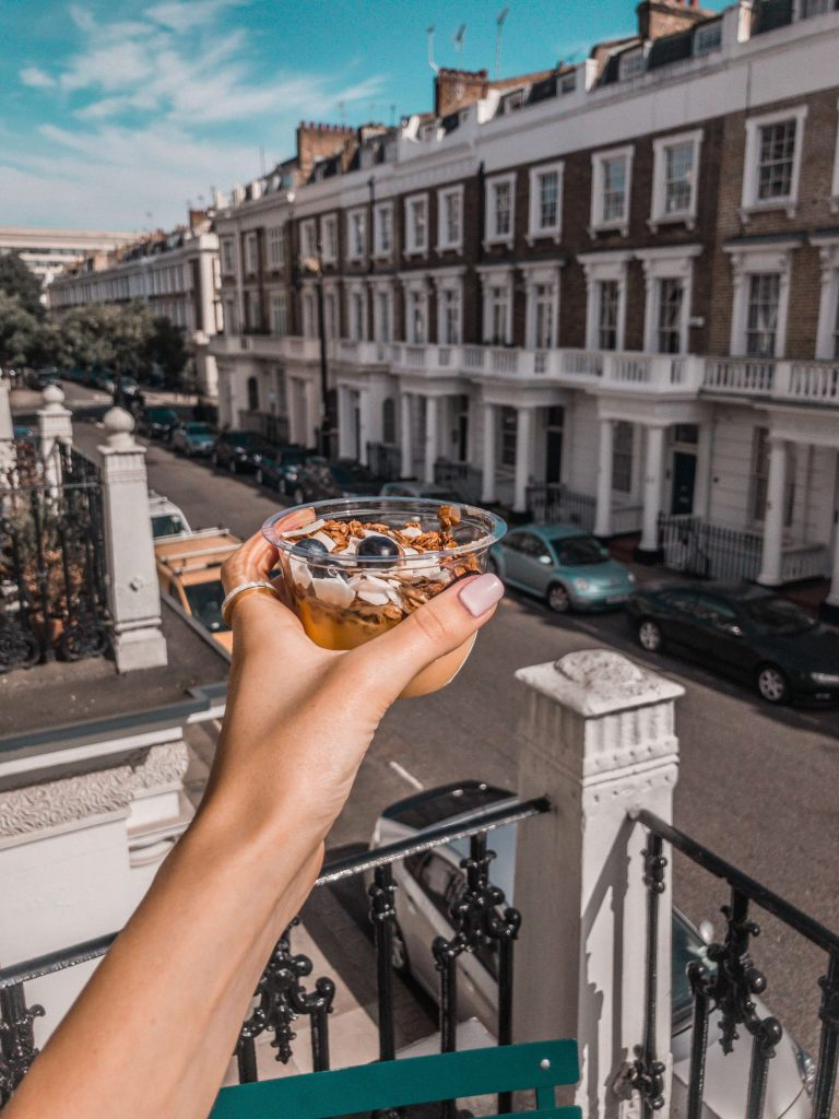 London food guide - my recommendations for restaurants and street food in the capital of England. |PRET A MANGER