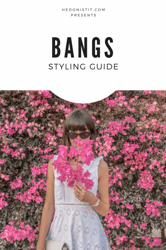 Bangs Styling Guide