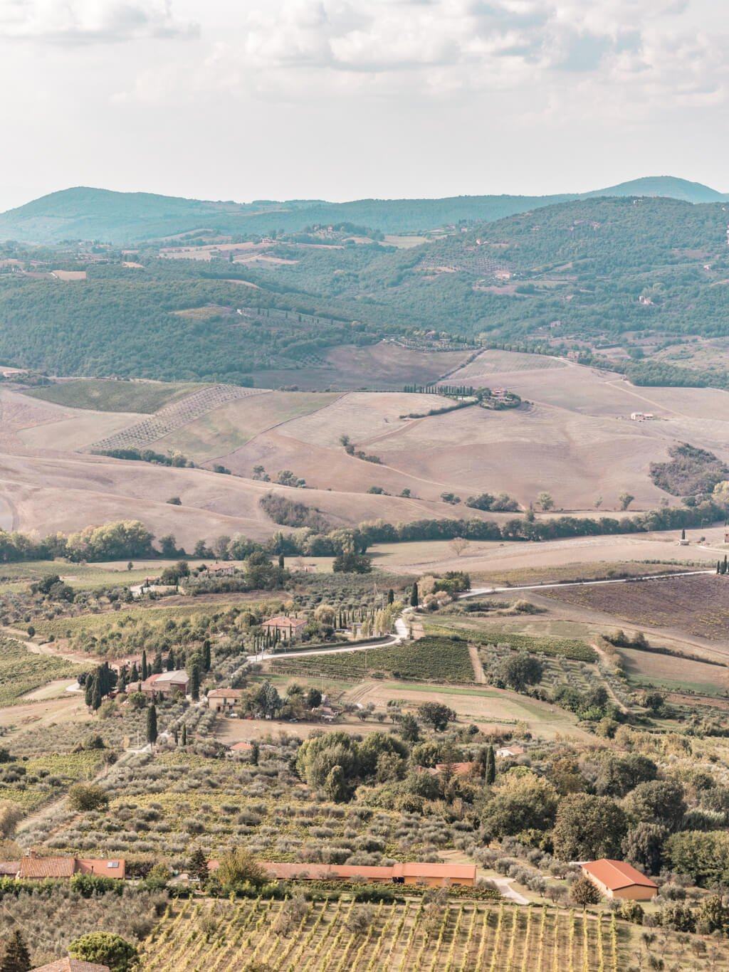 Montepulciano    A Guide For Planning A Trip To Tuscany, Italy - Things to do, including food & restaurants tips, wineries, and road trip tips