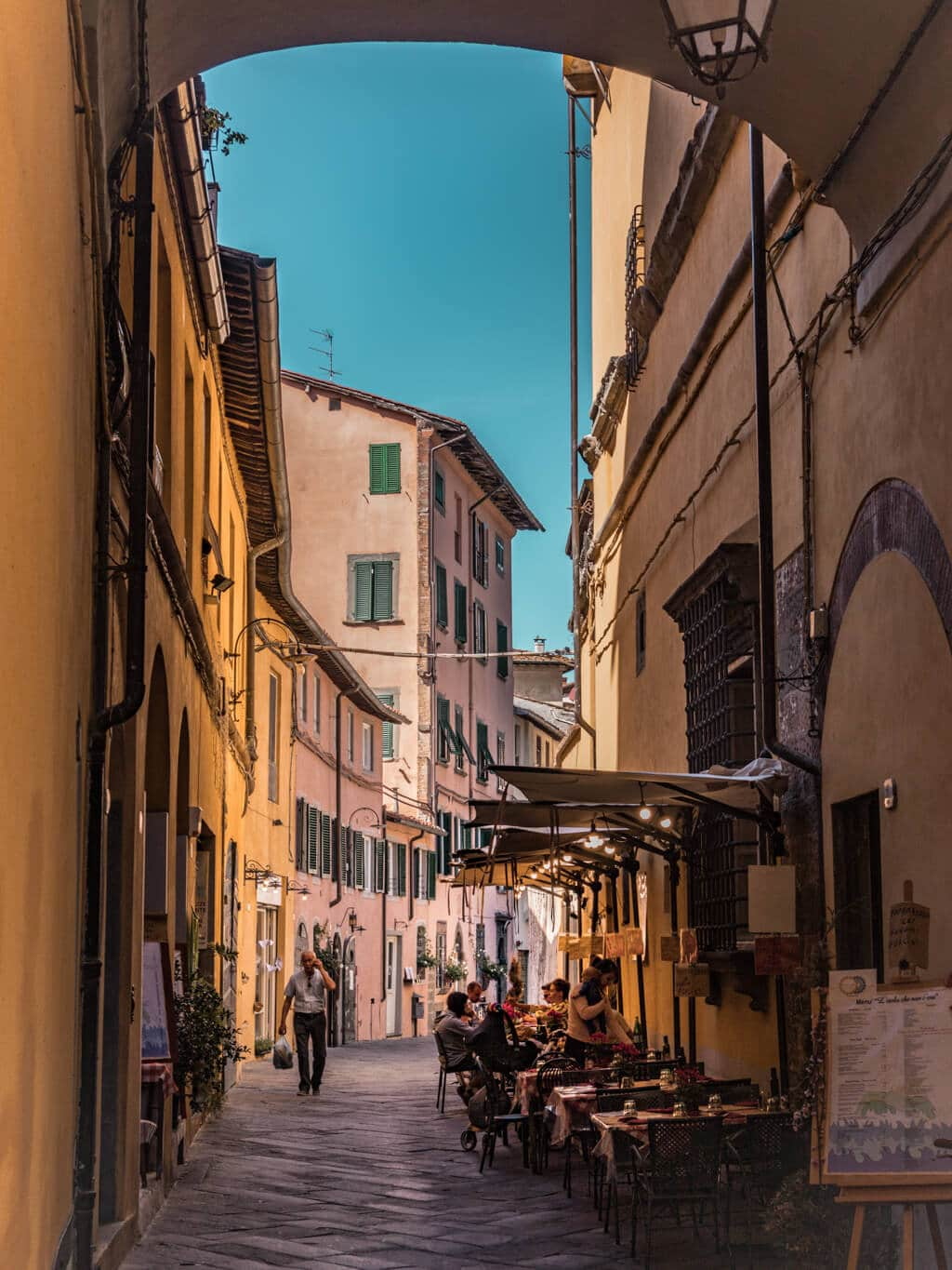 Lucca || A Guide For Planning A Trip To Tuscany, Italy - Things to do, including food & restaurants tips, wineries, and road trip tips