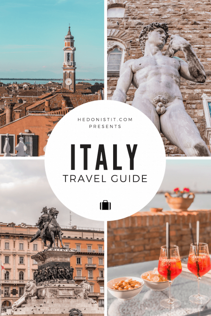 A Guide For Planning A Trip To Italy - plan your trip like a pro with my tips for the top destinations