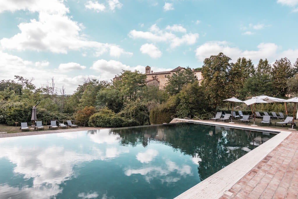 Beautiful hotel in Tuscany, Italy - Castel Monastero Resort & Spa
