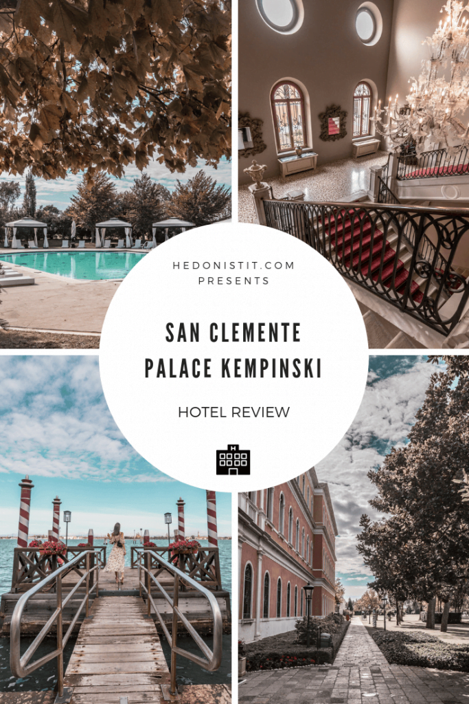 San Clemente Palace Kempinski - Hotel review in Venice