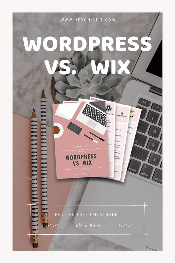 What platform is better for your blog or business site? WordPress or Wix? Choosing the right tools for your blog is essential to your success, That is why I've decided to write this post that will simplify things for you and help you make the right decision for your site.